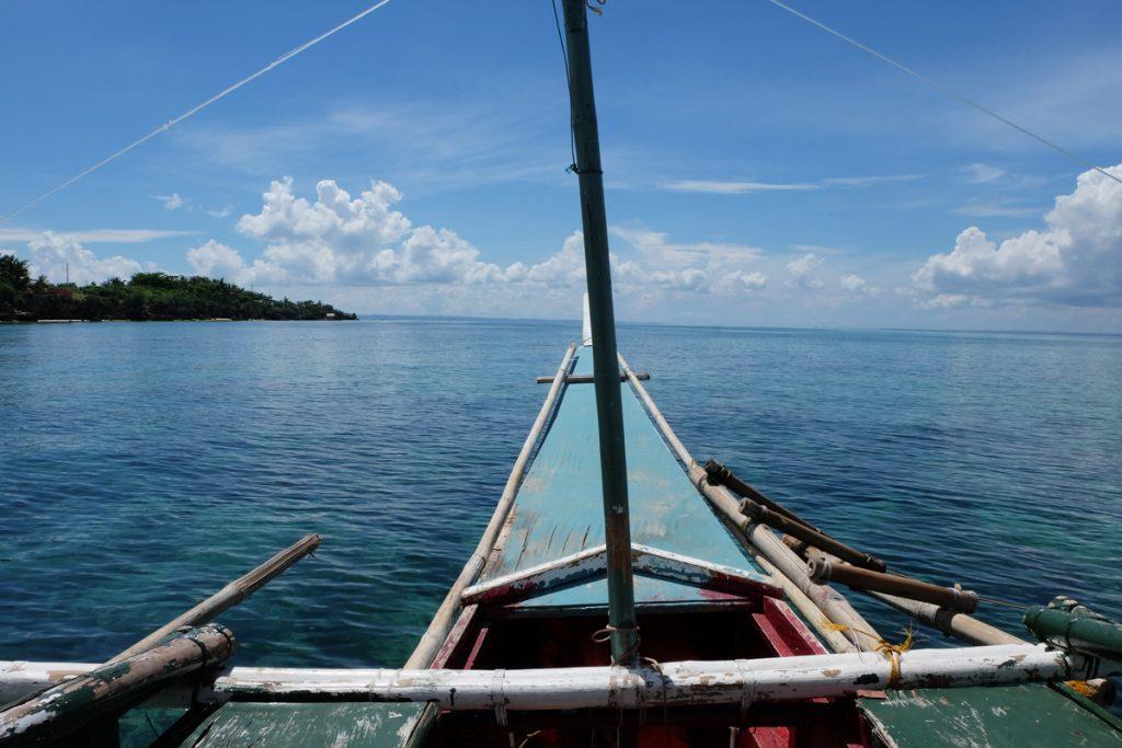 Island Hopping bei Bantayan