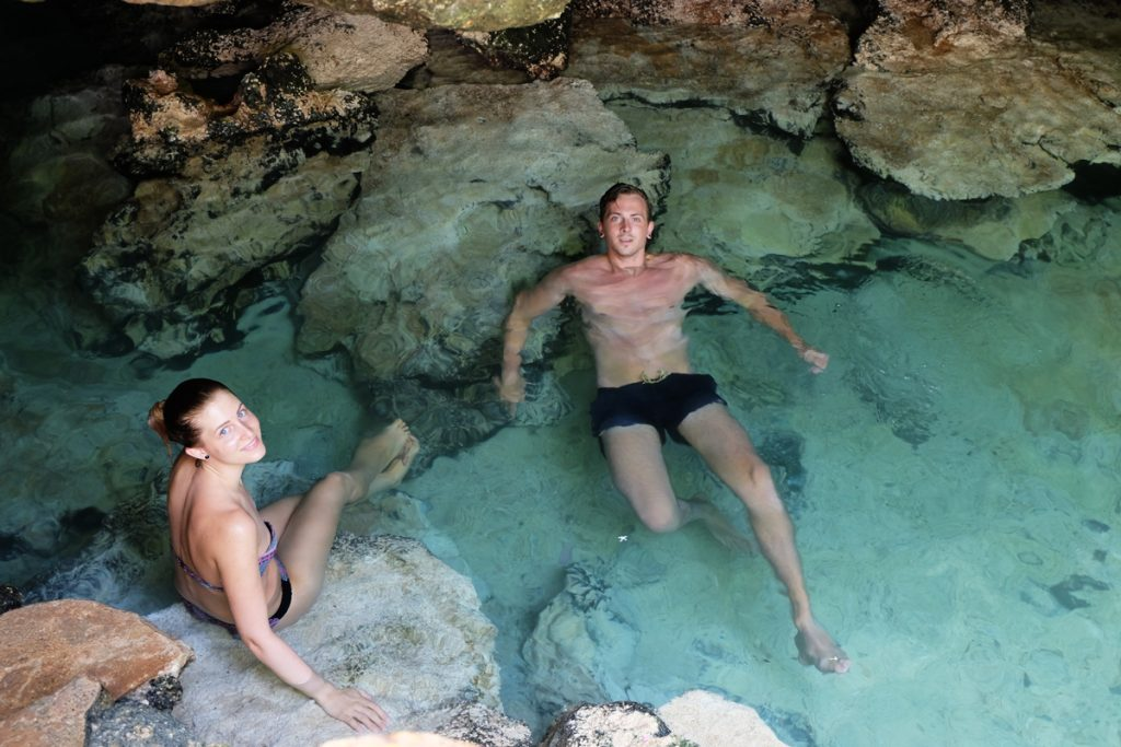 Ogtong Cave auf Bantayan Island