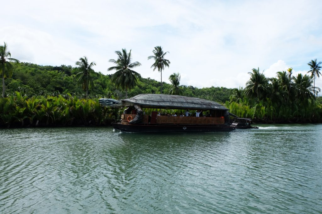 Bohol Floating Restaurant