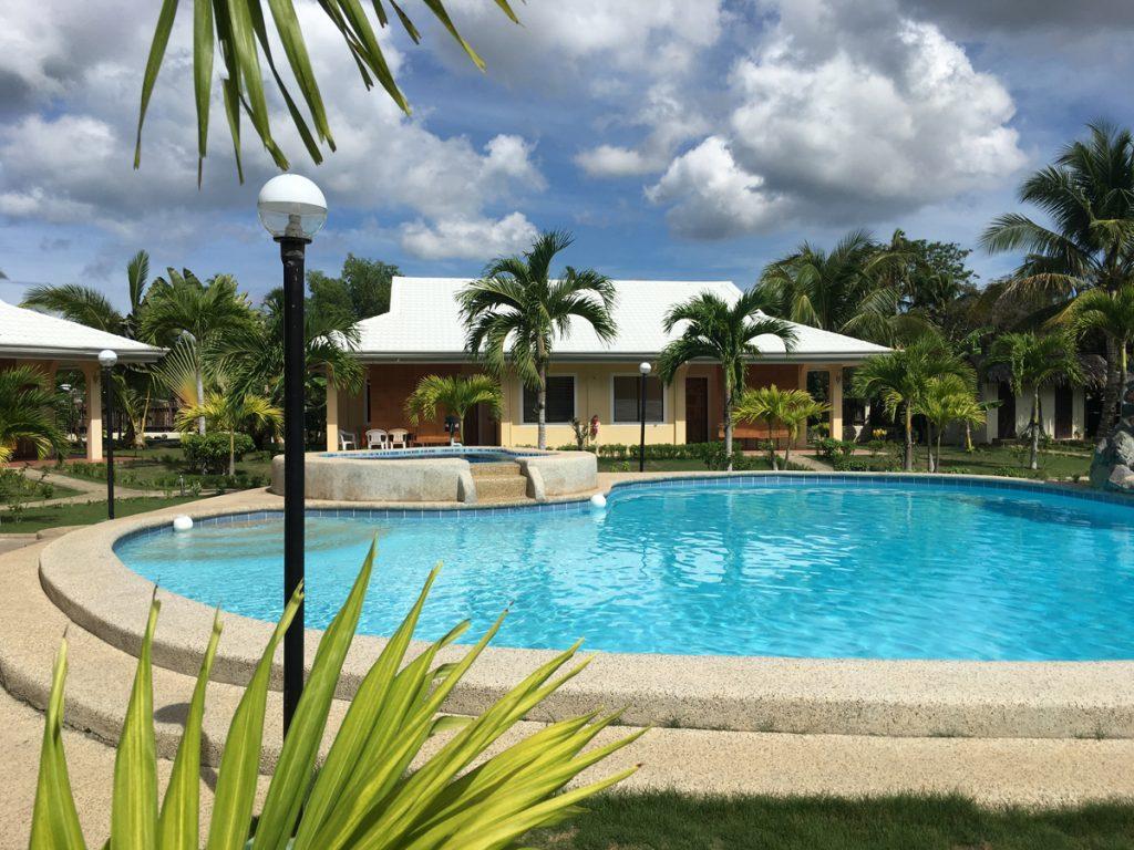 "Unsere Unterkunft ""Bohol Sunset Resort"" auf Panglao"