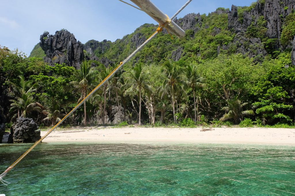 El Nido Hidden Beach Tour C