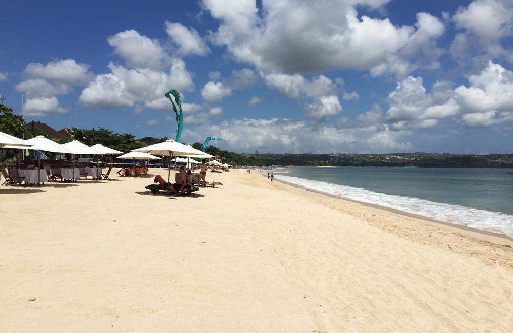 Strand bei Jimbaran