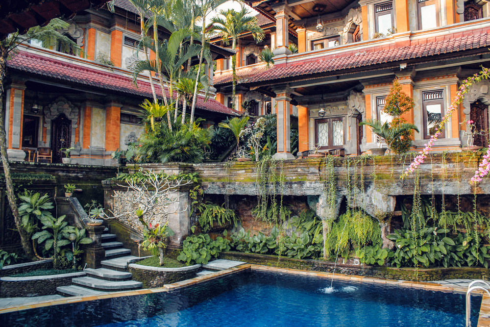 Nicks Hidden Cottages in Ubud