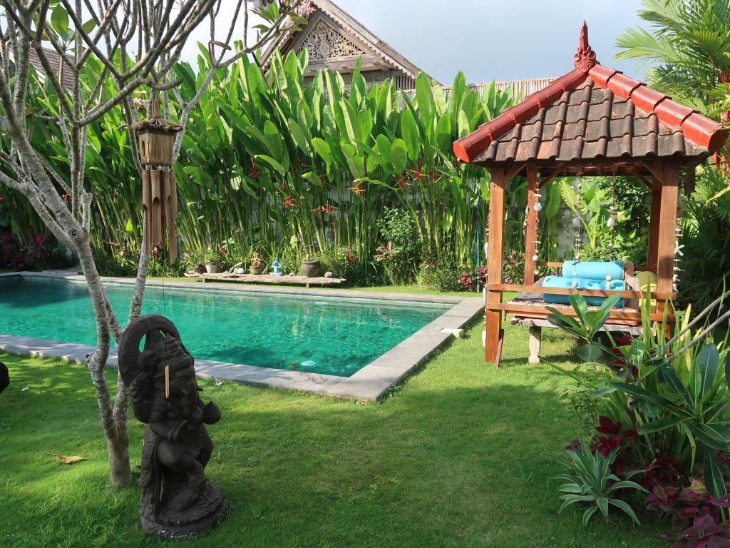 Pool Luduzen Villa