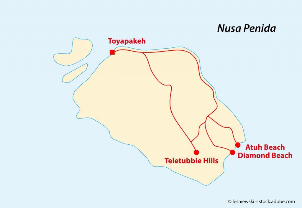 Nusa Penida – Tour 2